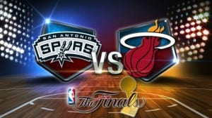Miami Heat San Antonio Spurs 2013 NBA Basketball Betting Finals