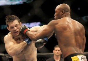 Anderson Silva - UFC Live Mobile Betting