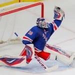 Henrik Lundqvist NHL Hockey Recap - October 16 2013