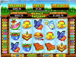 small fortune rtg slots