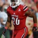 NCAA Football Louisville Cardinals 2014