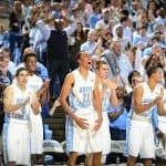 North Carolina Tar Heels NCAAB 2014