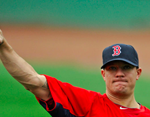 Jake Peavy Boston Red Sox 2014