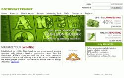 Online Gambling Affiliate Program