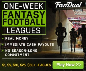 FanDuel Real Money Fantasy Sportsbook Betting