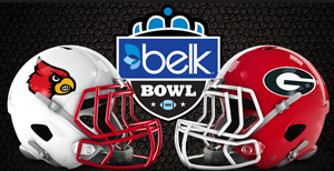 Football Betting Preview -- Belk Bowl- Louisville Hasn't Decided QB Yet For Georgia Clash