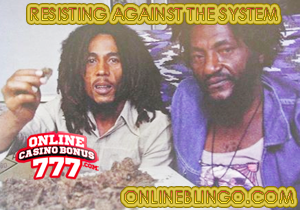 BOB MARLY RESISTING AGAINST THE SYSTEM