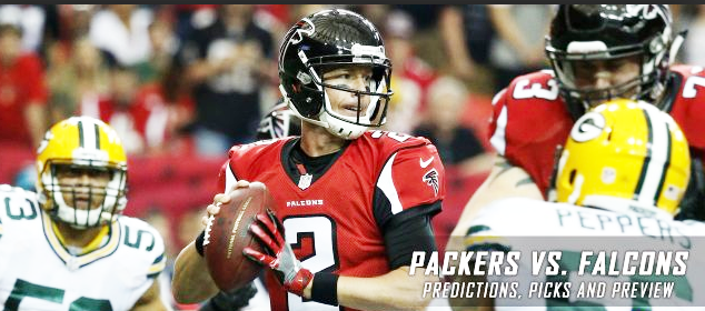 NFC Championship Betting Picks,Scores, Odds & Preview: Green Bay Packers at Atlanta Falcons