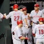 Cincinnati Reds MLB Sports Betting