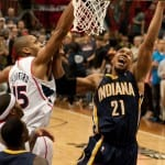Indiana Pacers Miami Heat 2013 Playoffs