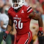 NCAA Football Louisville Cardinals 2014
